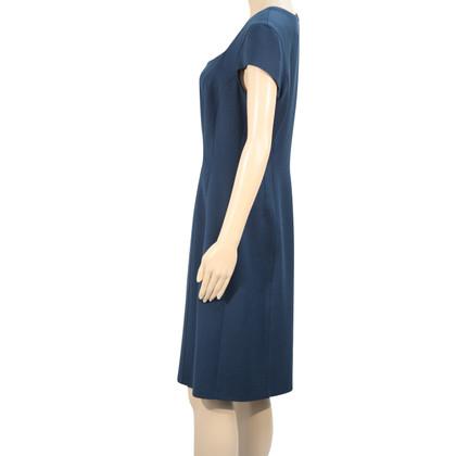 L.K. Bennett abito di lana in blu
