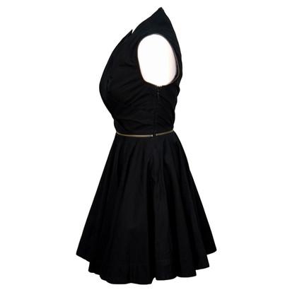 All Saints Jurk in zwart