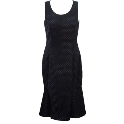 Hobbs Spotted dress in wool