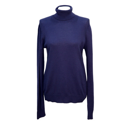 French Connection Turtleneck in Blue