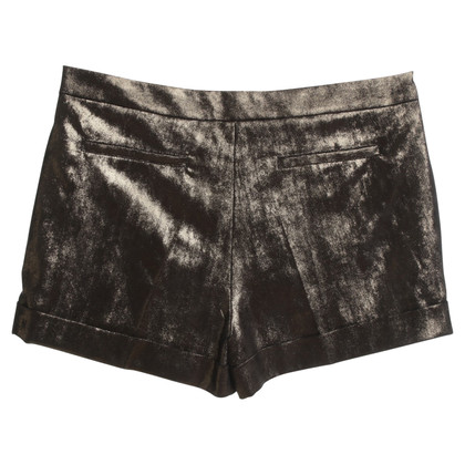 Ted Baker short couleur or