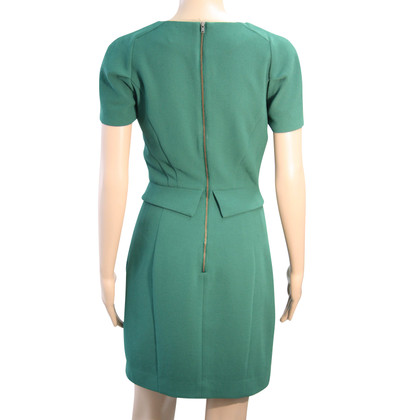 Reiss Jurk in Green