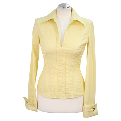Karen Millen Blouse in yellow