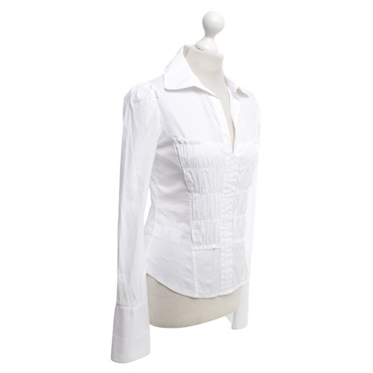 Karen Millen Shirt blouse in white
