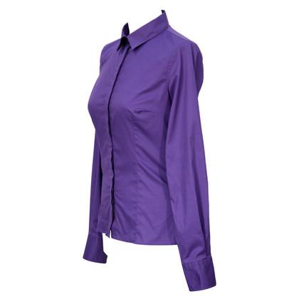 Calvin Klein Bluse in Violett