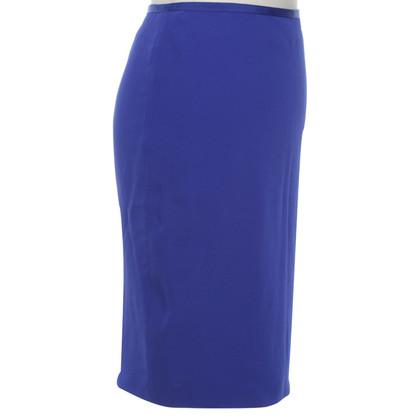 Hobbs Pencil skirt in blue