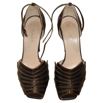 Prada sandali con il cinturino