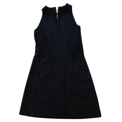 Maje Black Mini dress