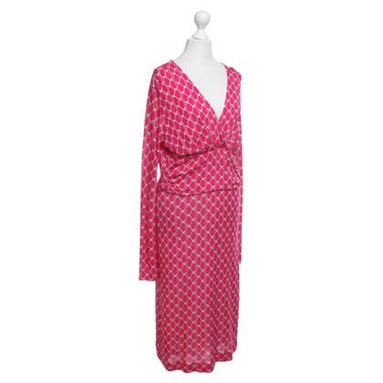 Laurèl Dress with pattern
