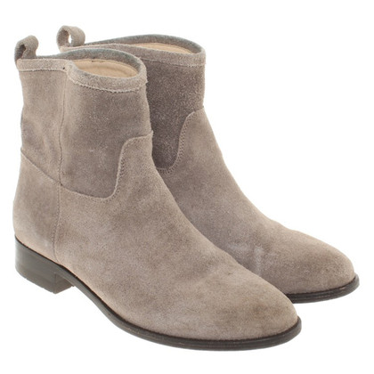 Jimmy Choo Suede ankle boots