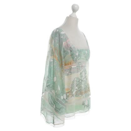 Diane von Furstenberg Camicia con stampa floreale