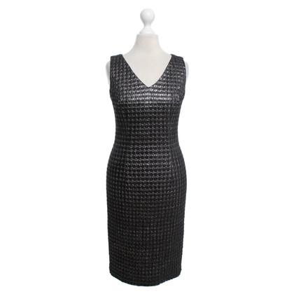 Piu & Piu Sheath dress in silver