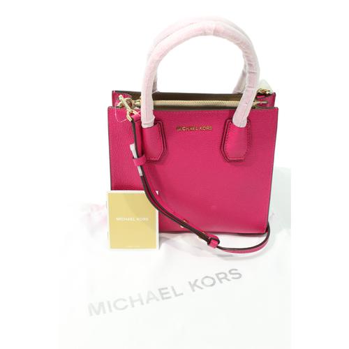 Michael Kors Tasche pink Leder