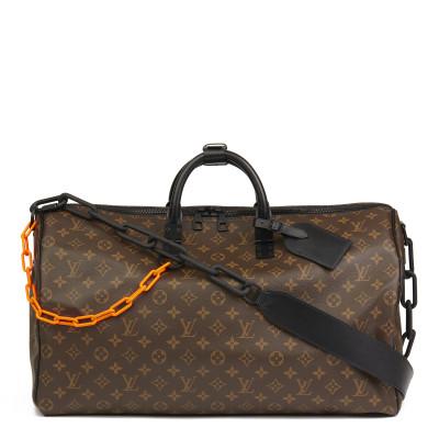 8afbfc991db Louis Vuitton Reistassen - Tweedehands Louis Vuitton Reistassen ...