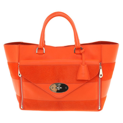 Mulberry Handbag in orange