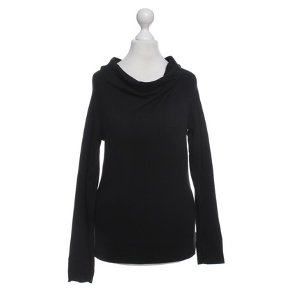 James Perse Pullover in Schwarz