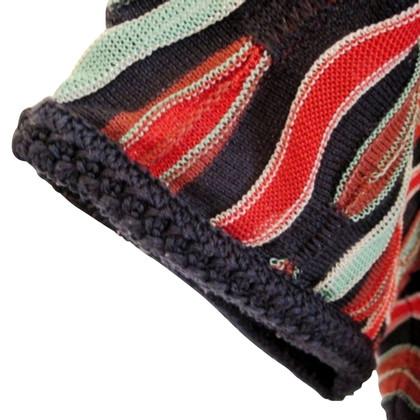 Missoni Oversized knit sweater
