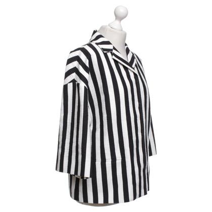 Dolce & Gabbana Blazer with stripe pattern