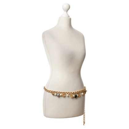 Rena Lange Cintura a catena in oro