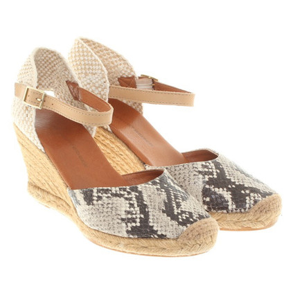 Kurt Geiger Wedges im Animal-Design