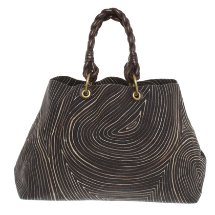 Bottega Veneta Shopper with graphic print