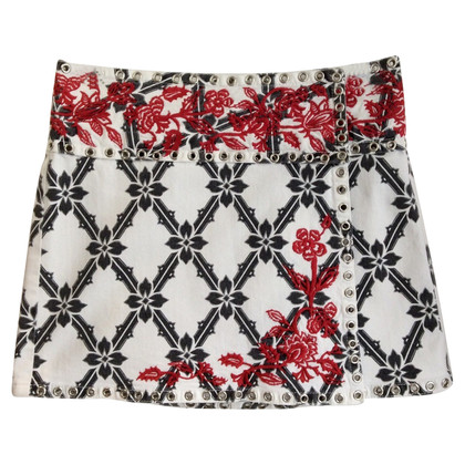 Isabel Marant skirt with embroidery