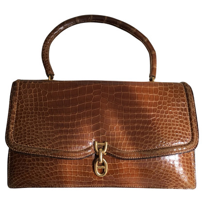 Hermès Crocodile handbag