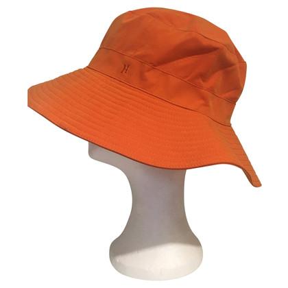Hermès Cappello in arancione