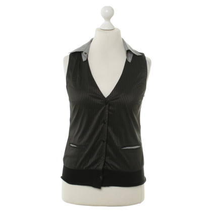 Hugo Boss Vest with pin-stripe