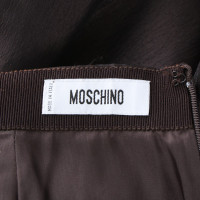 Moschino skirt in brown