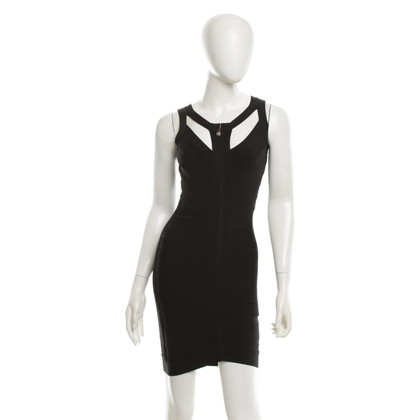 Hervé Léger Dress in black