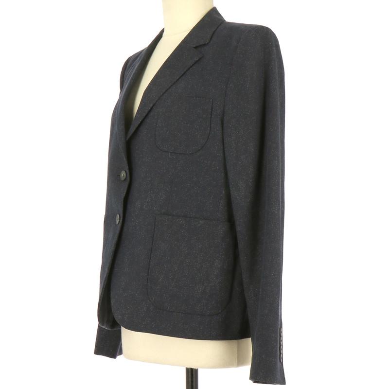 Mantel aus Wolle und Neopren | Kenzo