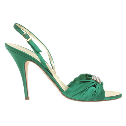 Escada Sandals with application