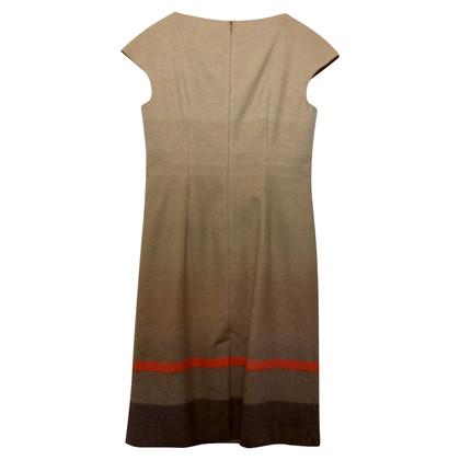 Max Mara Kleid aus Kamelhaar