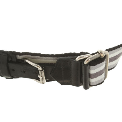 Pauw Belt with striped pattern