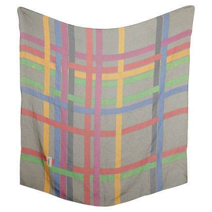 Yves Saint Laurent Cloth with graphic patterns