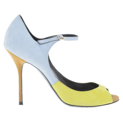 Pierre Hardy Sandals in colorful