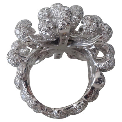 "Christian Dior Ring ""Swans"""