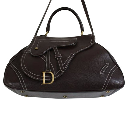 "Christian Dior ""Saddle Bag Large"""