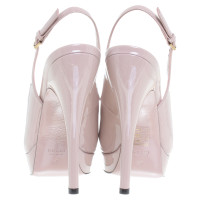 Gucci Patent leather Pumps in nude