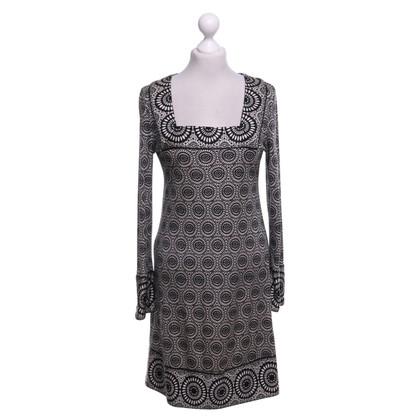 L.K. Bennett Dress with pattern