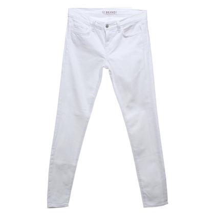 J Brand Jeans in het wit