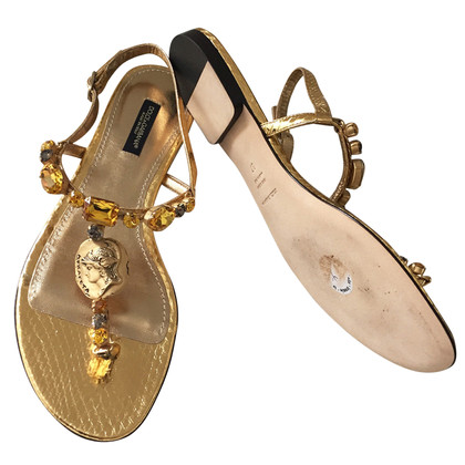 Dolce & Gabbana sandali