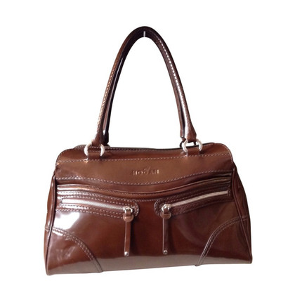 Hogan Borsa in pelle marrone