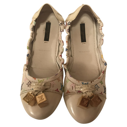 Louis Vuitton Monogram Ballet Flats
