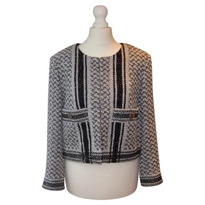 Chanel giacca Chanel con paillettes (Parigi-Dubai)