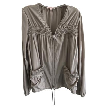 Laurèl silk jacket