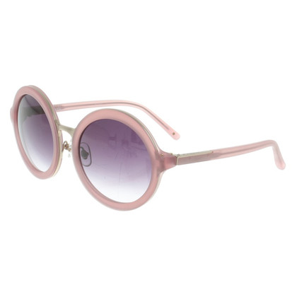 3.1 Phillip Lim Sonnenbrille in Rosa