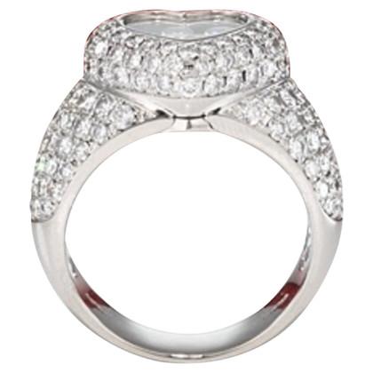 Chopard Anello di diamanti felici di Chopard