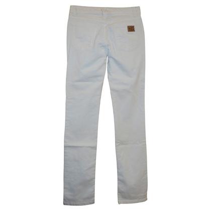 Dolce & Gabbana White jeans